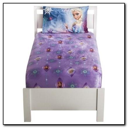 Disney Frozen Toddler Bed Sheets