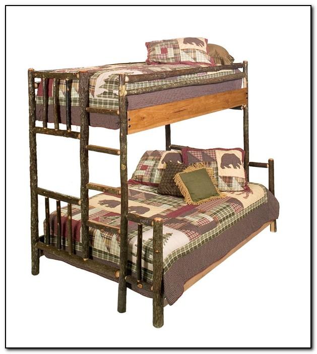 Double Queen Size Bunk Beds