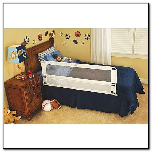 Fold Away Bed Rail