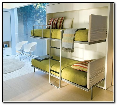 Fold Out Bed From Wall