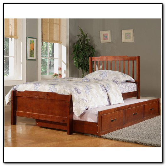 Full Size Trundle Bed Walmart