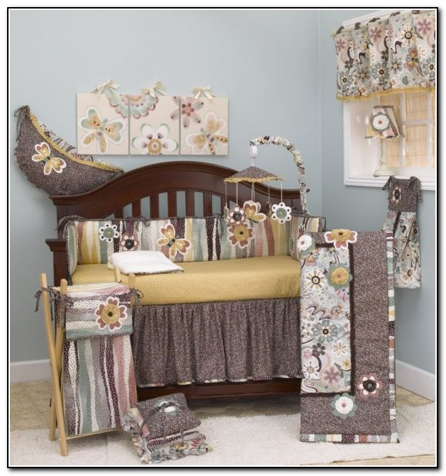Girl Nursery Bedding Ideas