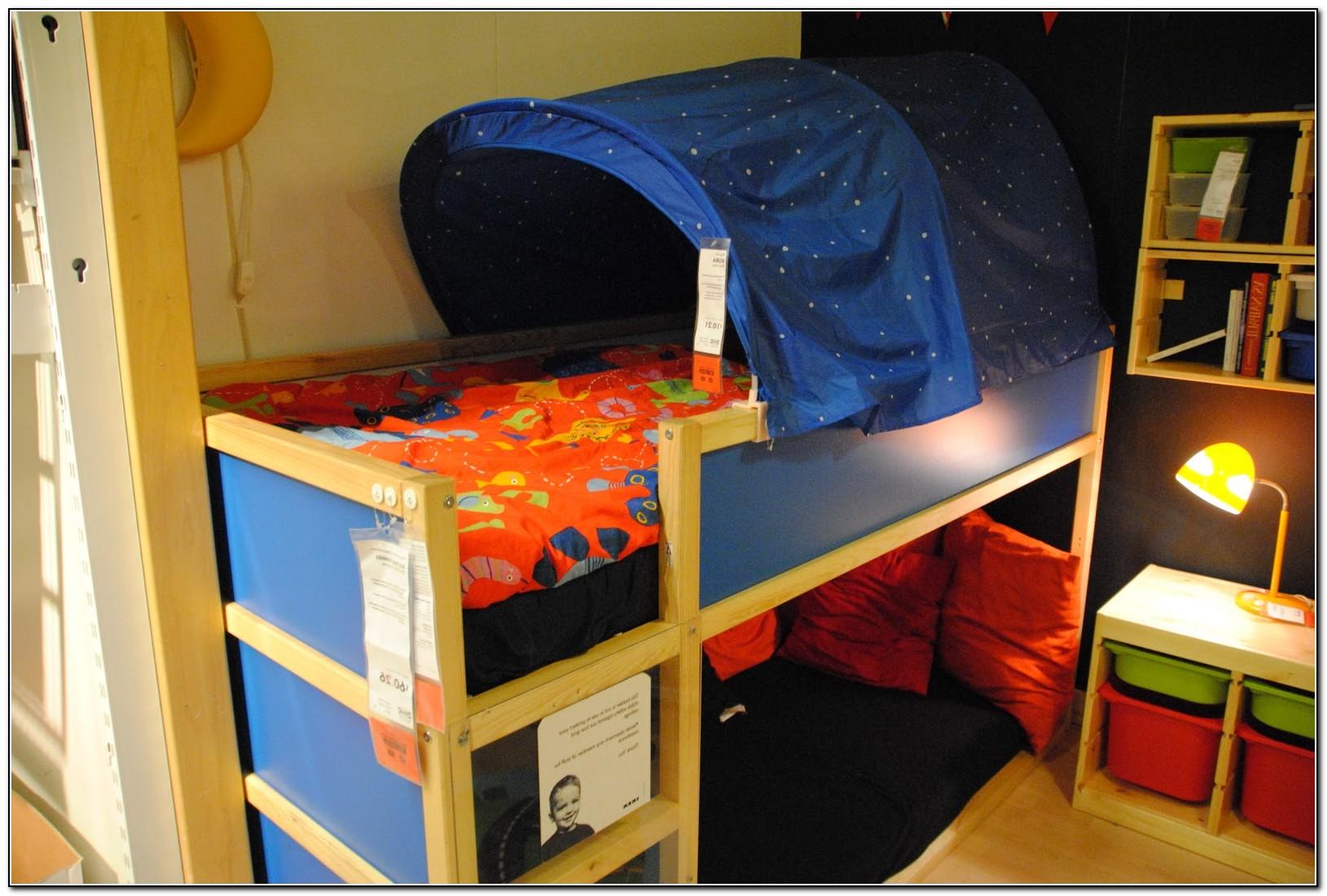 Ikea Bunk Bed Tent