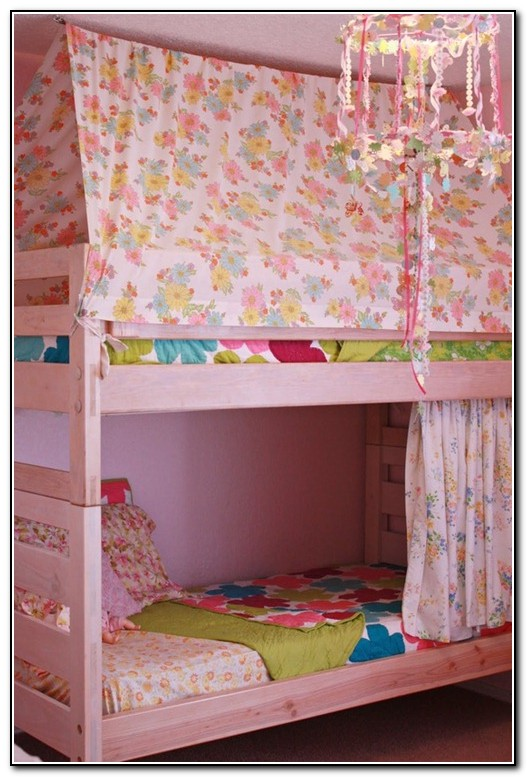 Ikea Bunk Bed With Canopy