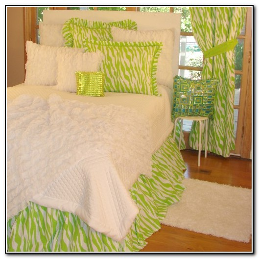 Lime Green Bedding Plants