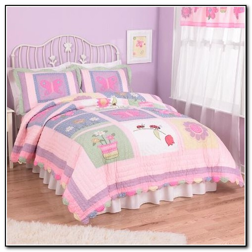 Little Girl Bedding Sets Twin