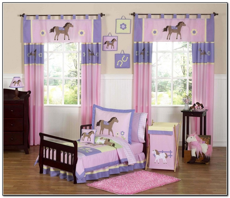 Little Girl Bedroom Ideas Pink And Purple