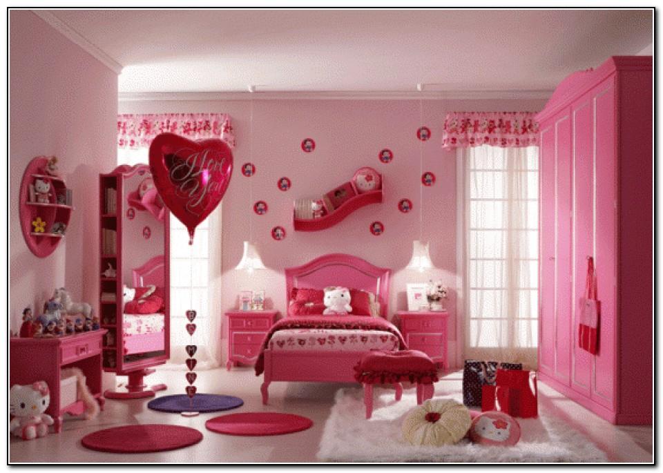Little Girl Bedroom Ideas Purple