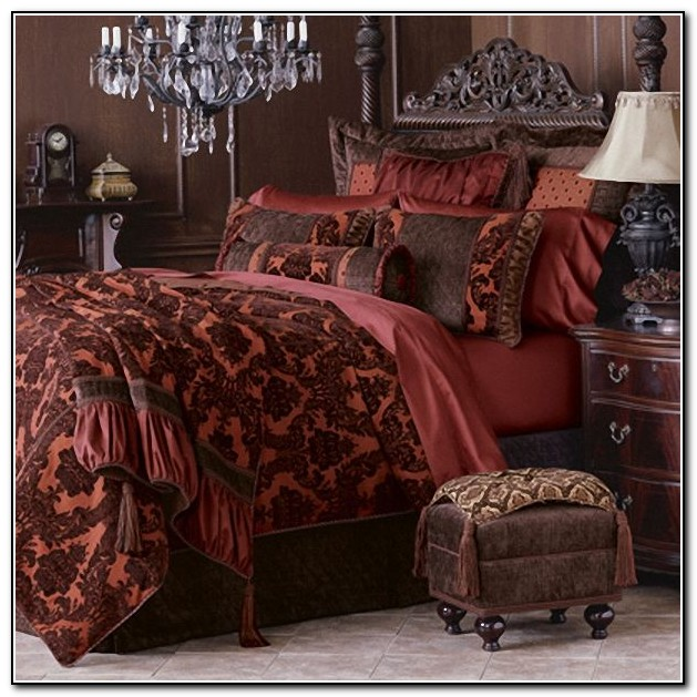 Luxury Bedding Collections Comforters