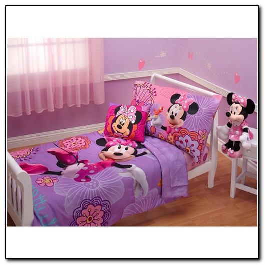 Minnie Mouse Toddler Bed Sheets