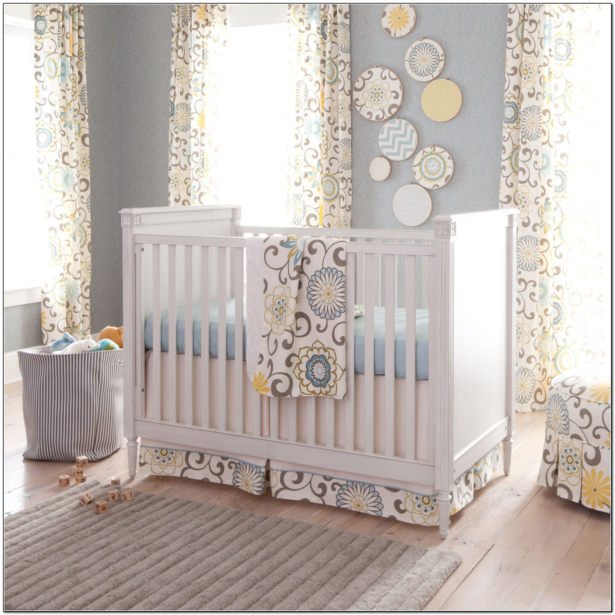 Modern Crib Bedding Sets