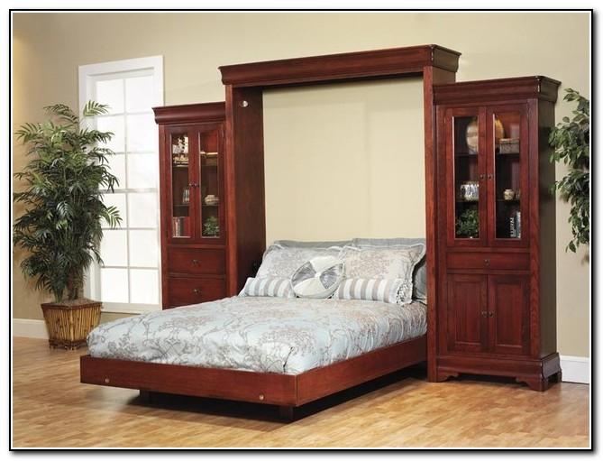 Modern Murphy Bed Plans