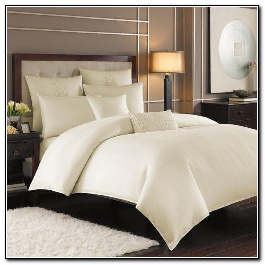 Nicole Miller Bedding White