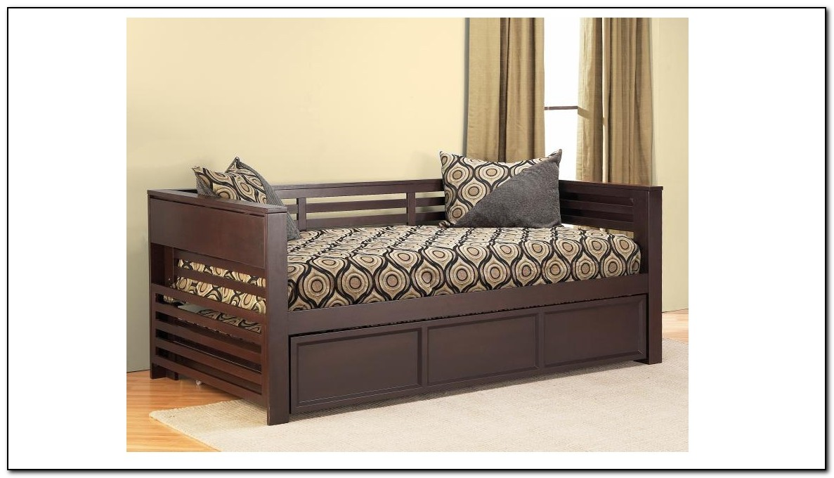 Pull Out Bed Designs