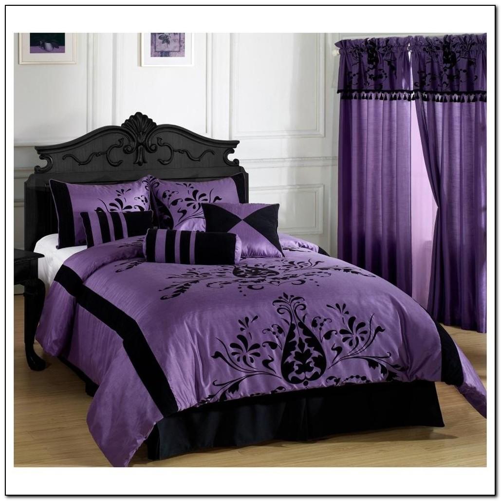 Purple Bedding Sets King