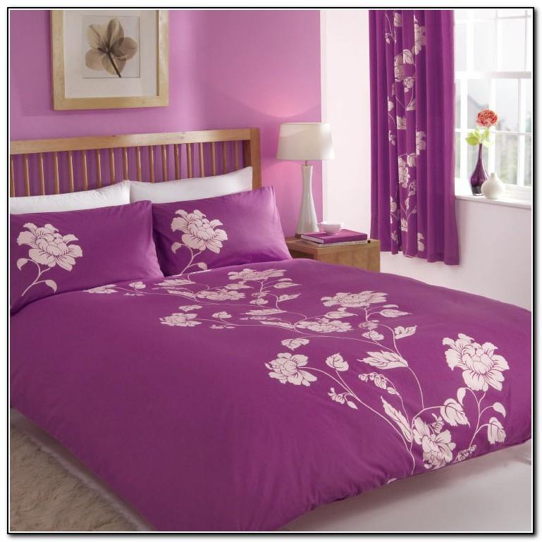 Purple Bedding Sets Uk