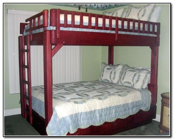 Queen Bunk Bed Plans