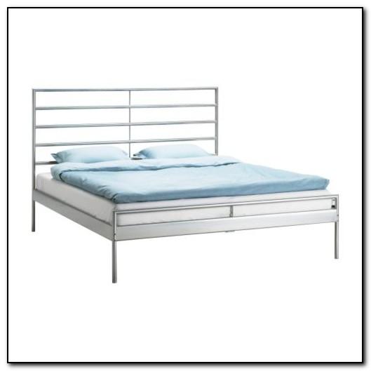 Queen Metal Bed Frame Ikea