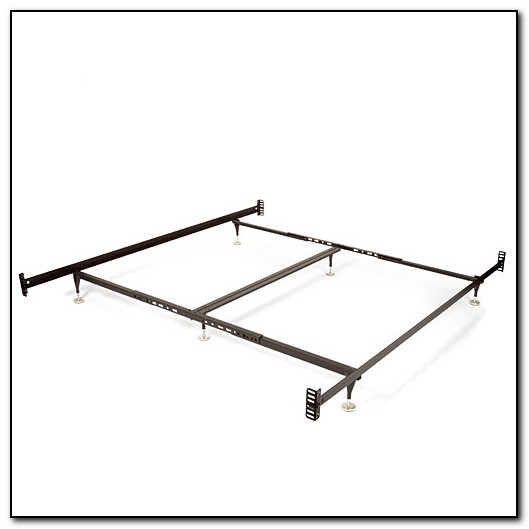 Queen Metal Bed Frame Walmart