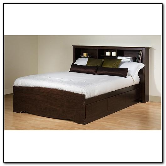Queen Platform Beds With Storage