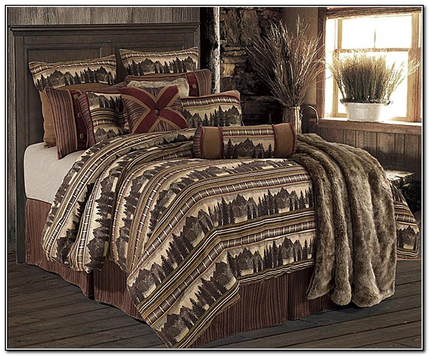Rustic Western Bedding Sets