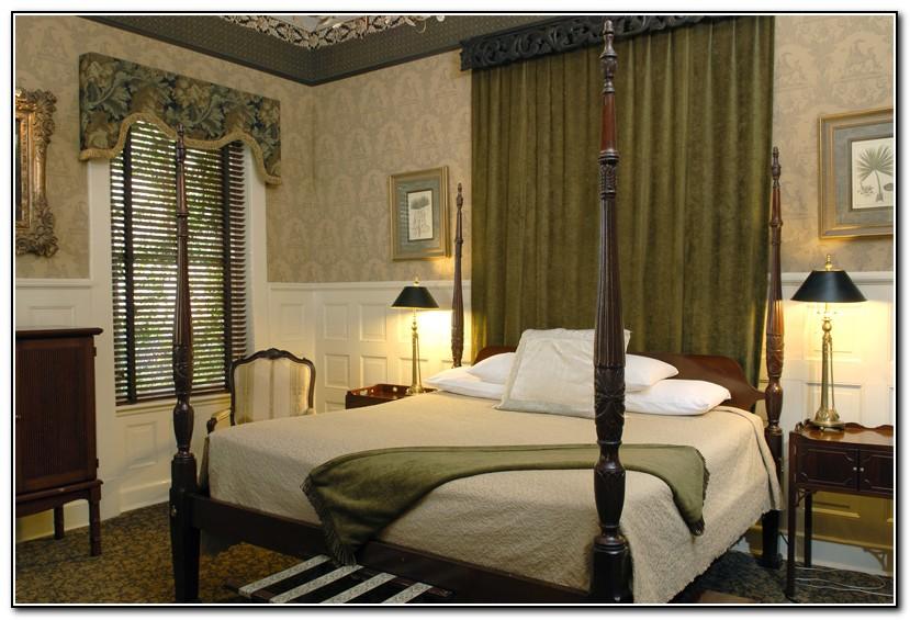 Savannah Ga Bed And Breakfast Wedding