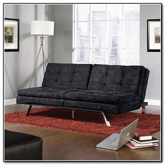 Sienna Convertible Sofa Bed Futon Gray
