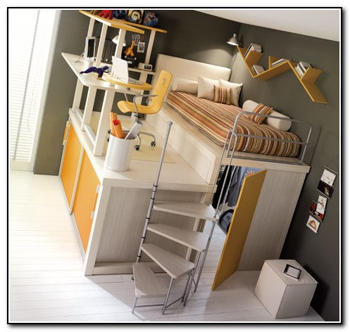 Space Saving Beds And Bedrooms