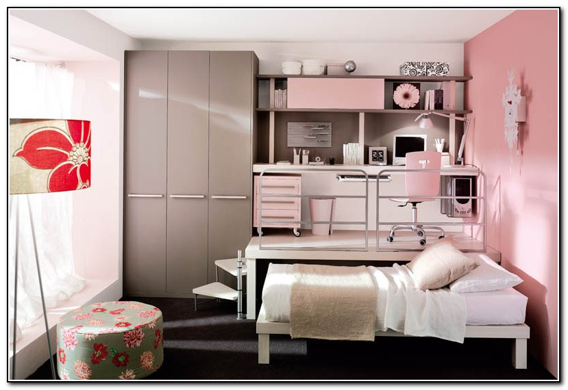 Space Saving Beds For Teenagers