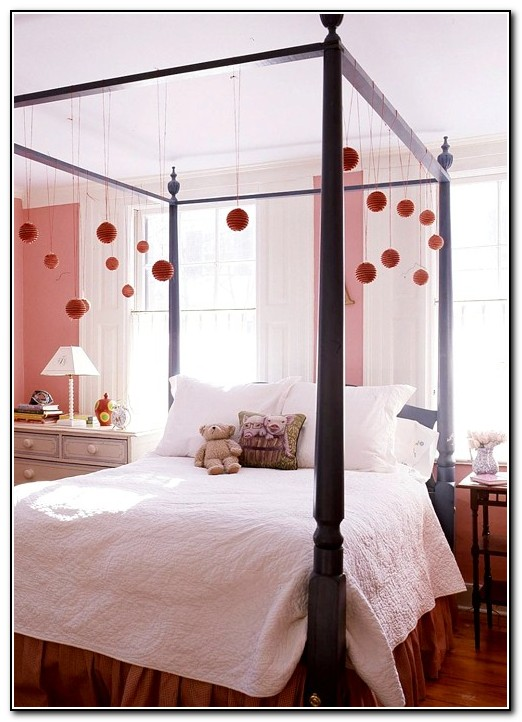 Teenage Girls Canopy Beds