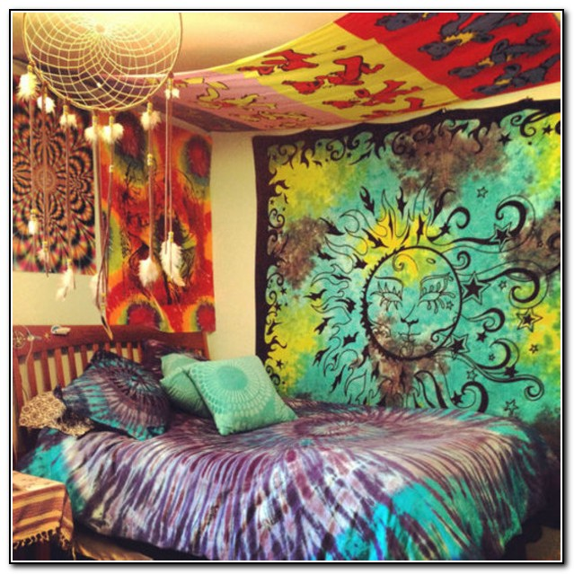 Tie Dye Bedding Tumblr