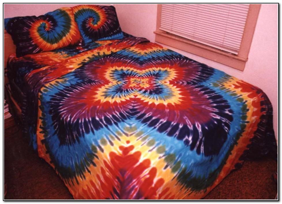 Tie Dye Bedding Twin Size
