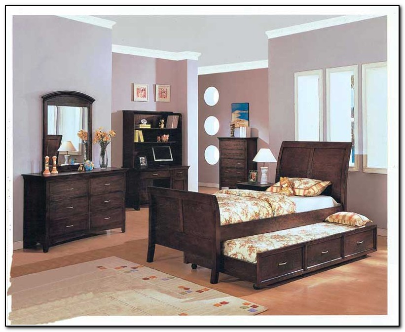 Twin Bed Room Sets
