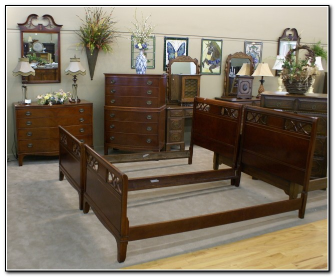 Twin Bed Sets Furniture