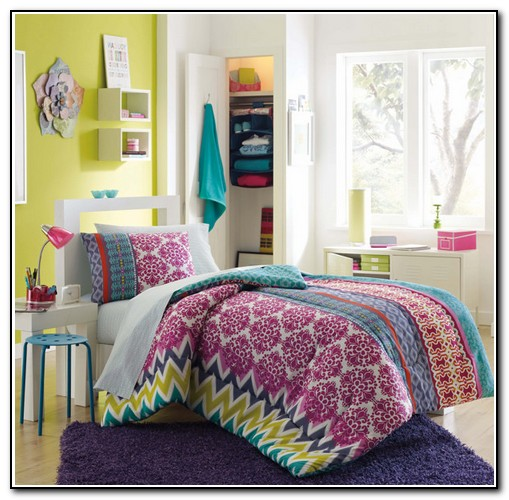 Twin Xl Bedding Sets For Dorms