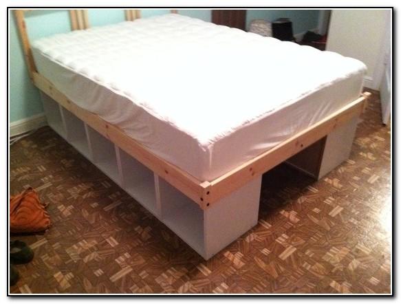 Under Bed Drawers Diy