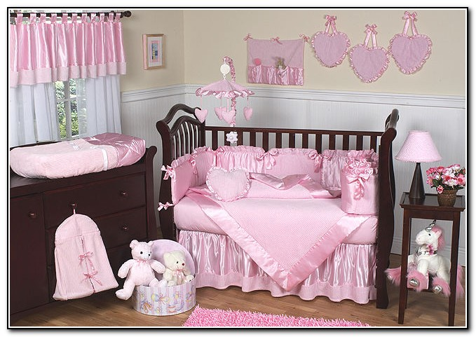 Unique Baby Bedding Sets For Girls