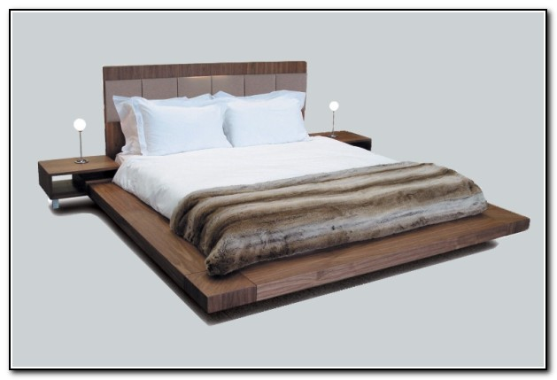 Very Low Bed Frames