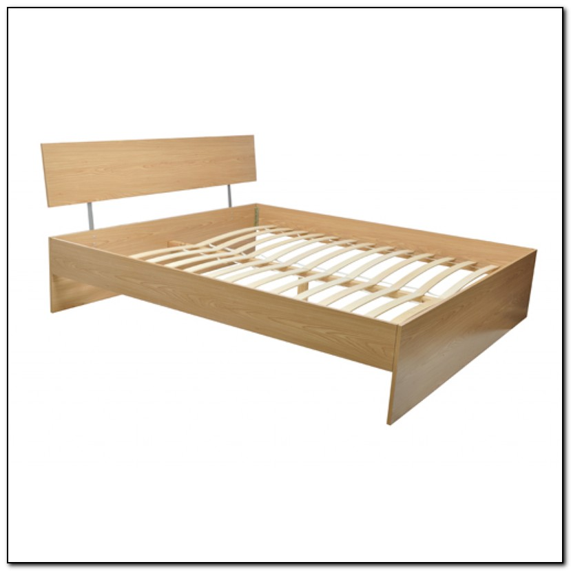 Wooden Bed Frames Ikea