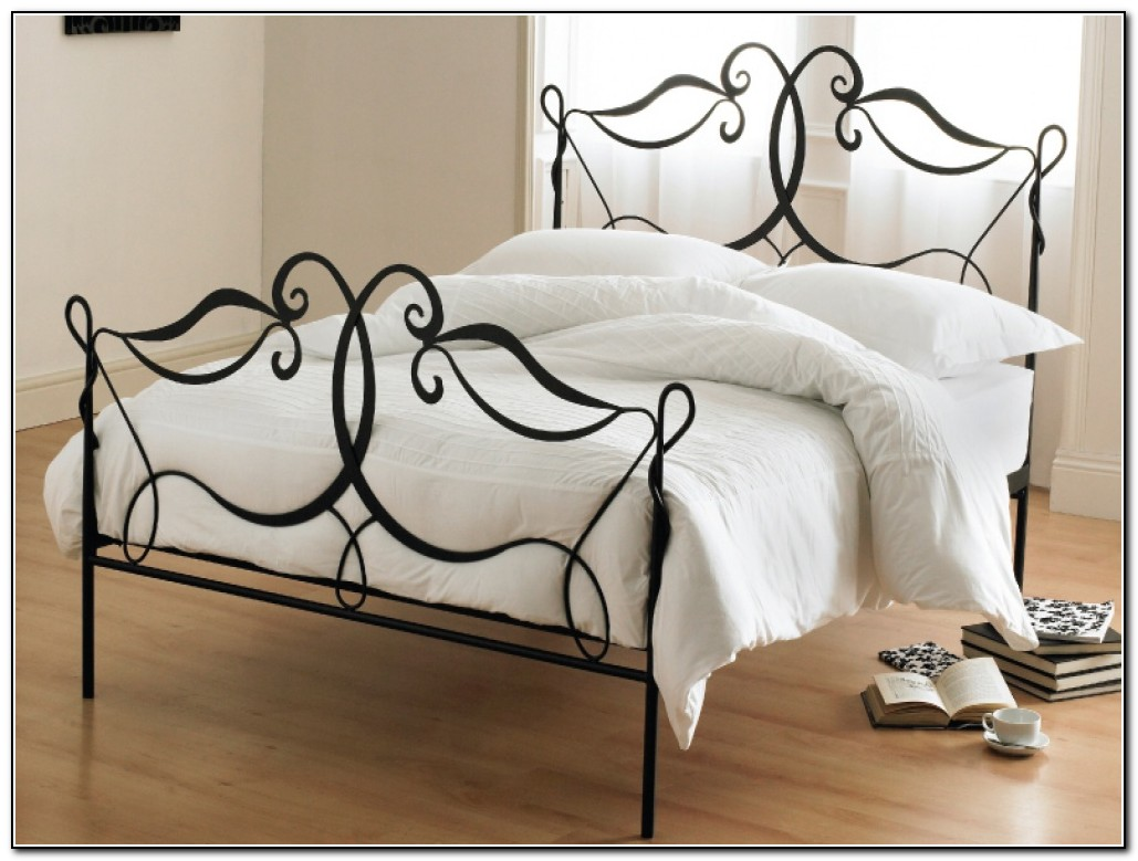 Wrought Iron Bedroom