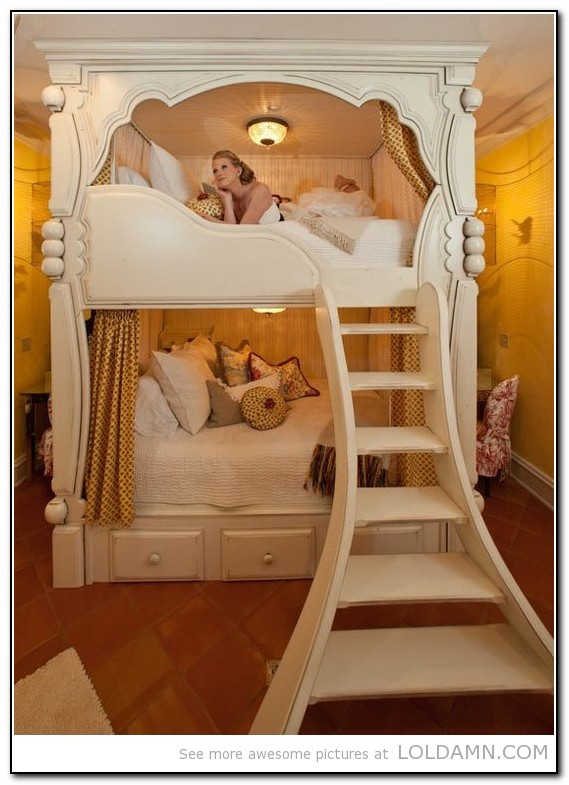 Awesome Bunk Beds For Adults