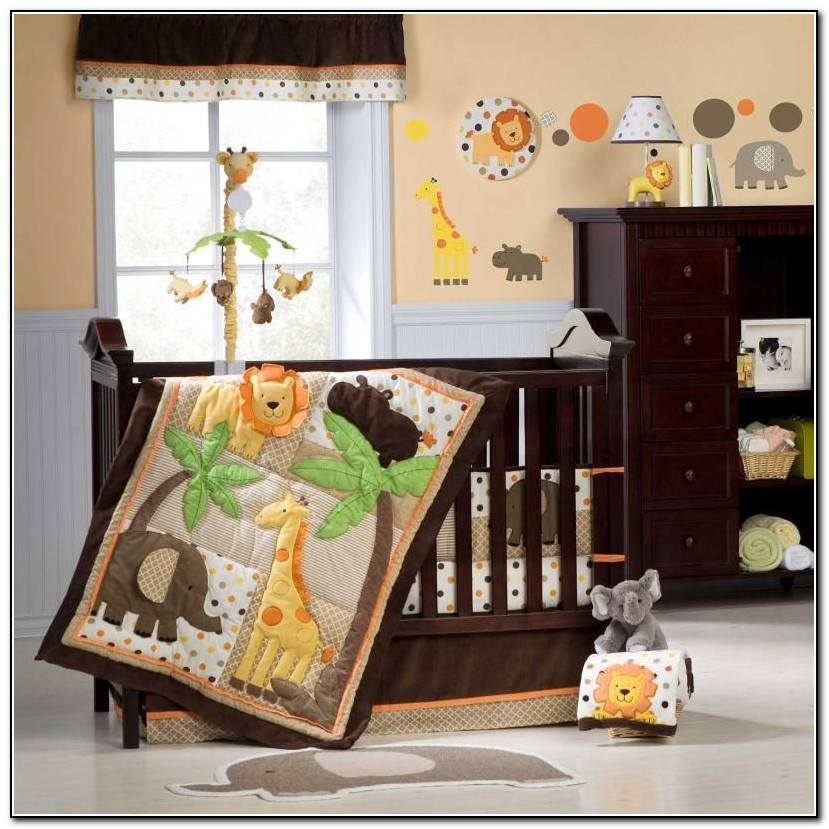 Baby Boy Nursery Bedding Elephants