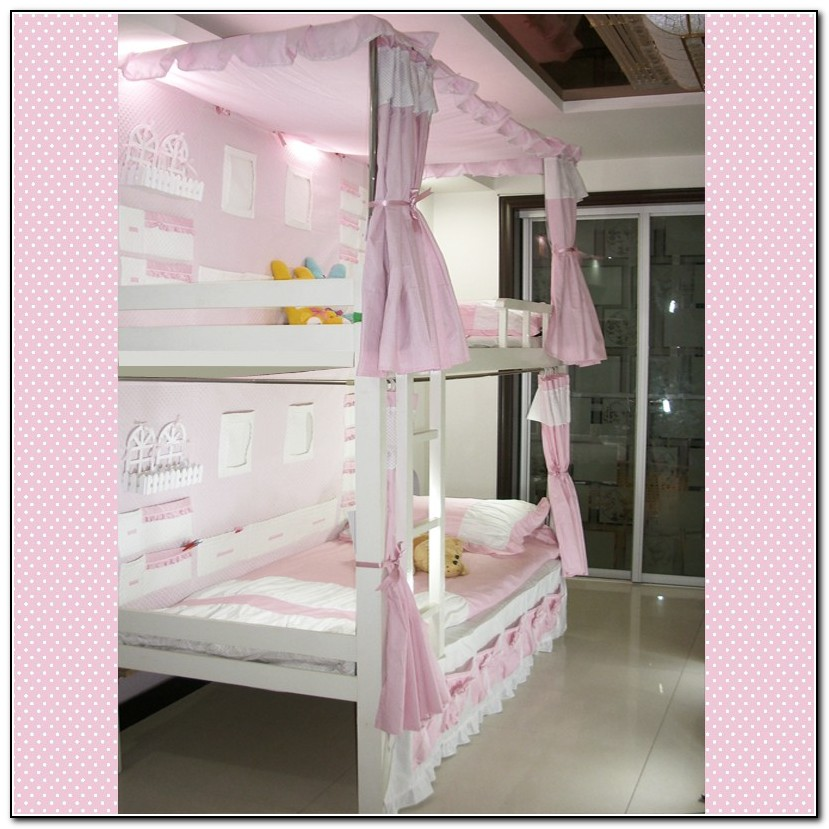 Beds For Girls With Curtains