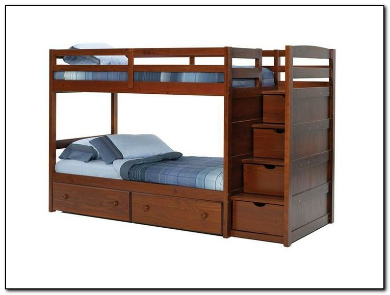 Bunk Beds For Boys With Steps