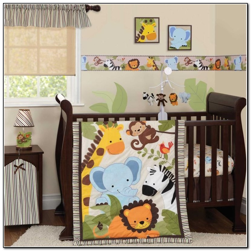 Cheap Baby Bedding Sets Neutral