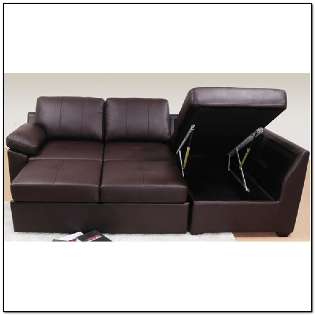 Corner Sofa Bed Leather