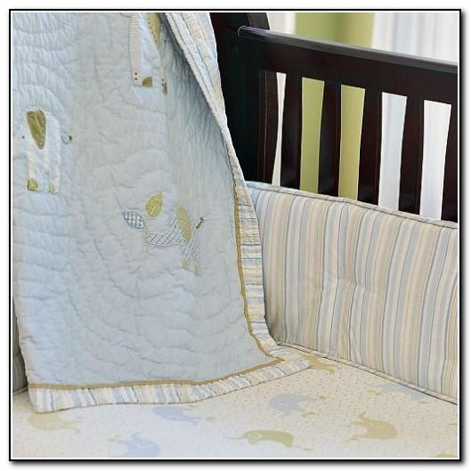 Elephant Baby Bedding Pottery Barn