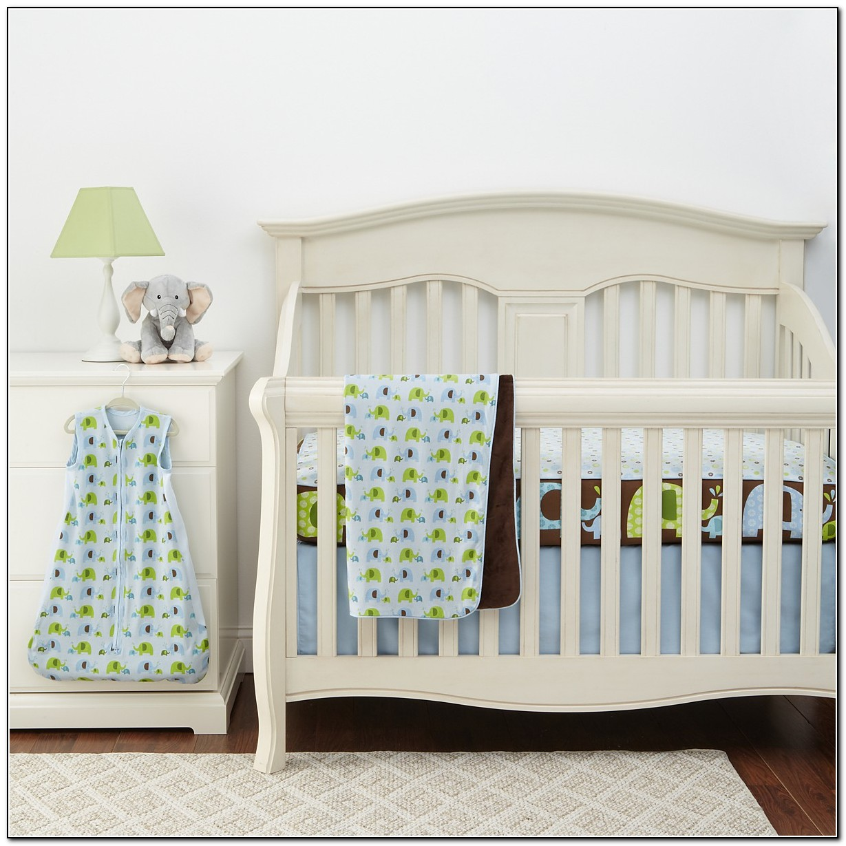 Elephant Baby Bedding Set