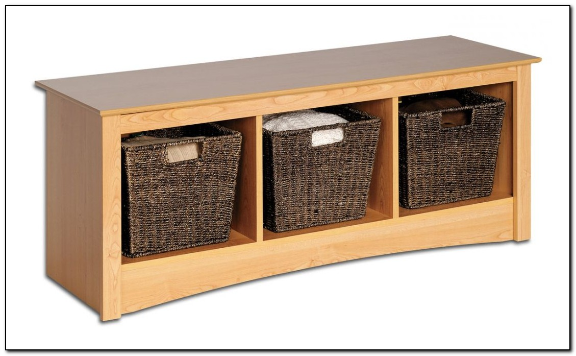 End Of Bed Storage Bench King Size