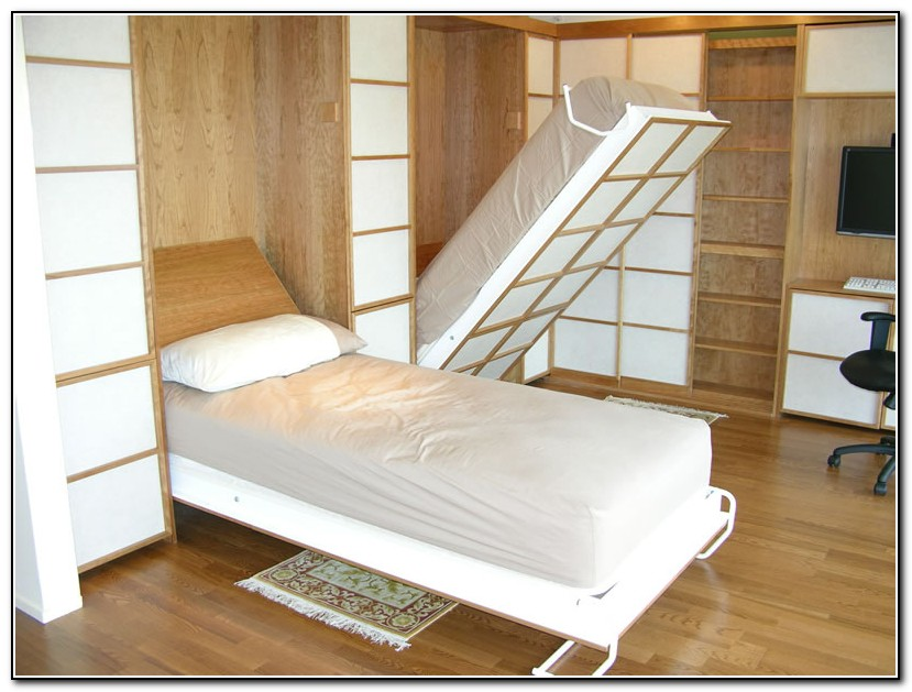 Fold Down Bed Plans